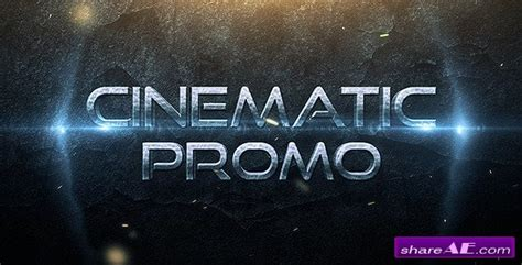 Videohive Cinematic Trailer Titles V2 187 Free After Effects Templates After Effects Intro Trailer Template After Effects Project