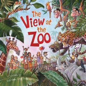 zoo picture book view at the zoo picture book offers whimsical the