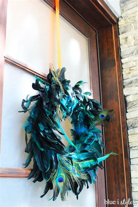 minute friday  pretty easy   hang wreaths