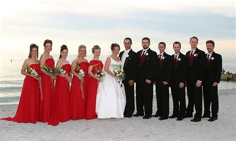 Formal Wedding Pictures by Formal Manasota Key Wedding Sarasota Weddings