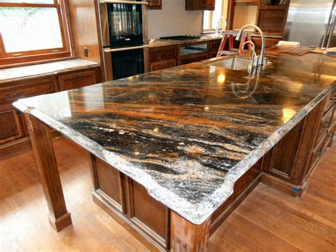 kitchen island with granite renovation projects experience the three month renovation of a ranch style home