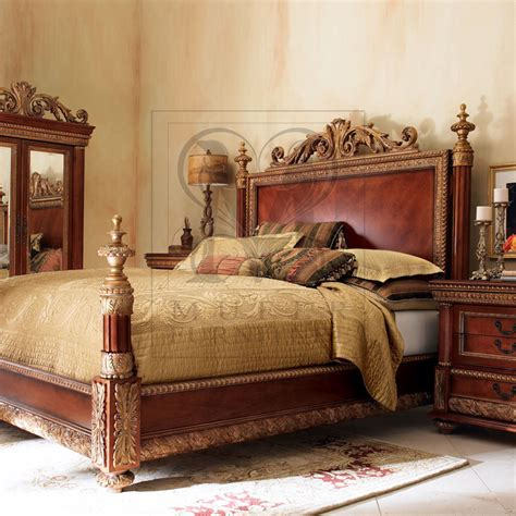 european american classical style bedroom furniture sets