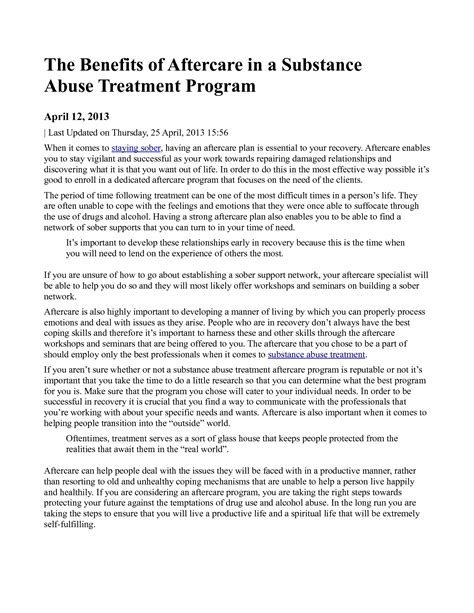 18 best images of treatment plan substance abuse