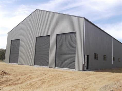 Industrial Steel Sheds by Industrial Sheds Mchugh Steel