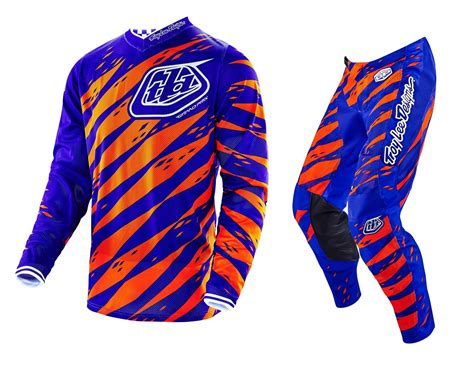 purple motocross gear troy designs 2016 tld mx gp air vert purple