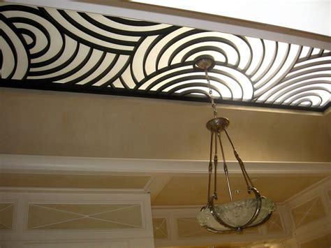 Handmade Wrought Iron - handmade custom wrought iron skylight grill by cranford