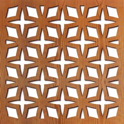 laser cut wood panel at rs 600 square feet wood panels id rota star laser cut pattern lightwave laser