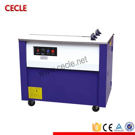 Kzb Ii Semi Automatic Strapping Machine Mesin Pengikat Tali Strappin kzb i pp strapping machine strapping machine spare parts