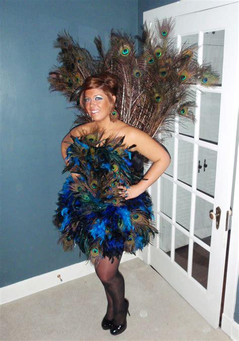 Handmade Peacock Costume - peacock costumes costumes fc