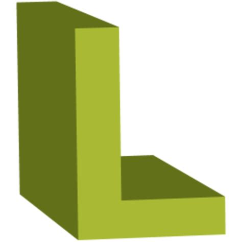 L Icon by Letter L Icon Free Images At Clker Vector Clip