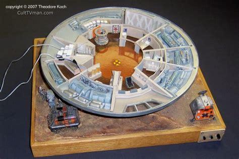 Spaceship Floor Plans ted koch s jupiter 2 model culttvman s fantastic modeling