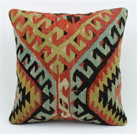 Kilim Pillow by Kilim Pillow Cover 1824