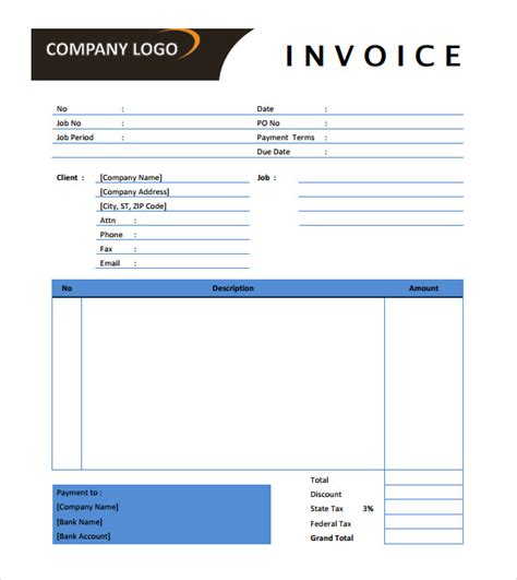 invoice template for photographers photography invoice exle hardhost info