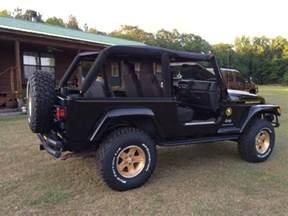 Jeep Wrangler Unlimited For Sale 20000 2004 Jeep Wrangler Unlimited Lj Golden Eagle For Sale 20 000
