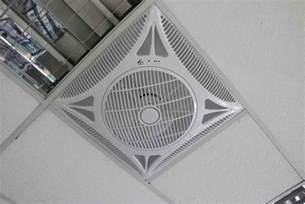 suspended ceiling fan how to install ceiling fans on suspended ceilings modern