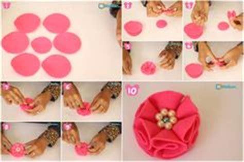 crafty patty tutorial bros bunga flanel cara membuat bros lebah dari kain flanel handy craft
