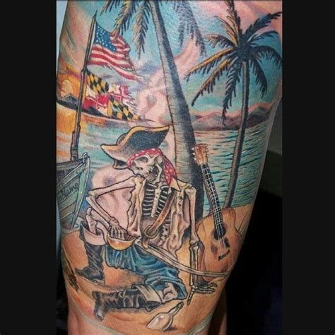 caribbean tattoos 75 amazing masterful pirate tattoos designs meanings