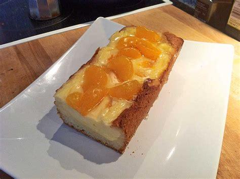 rezept hermann kuchen hermann pudding mandarinen kuchen rezept mit bild
