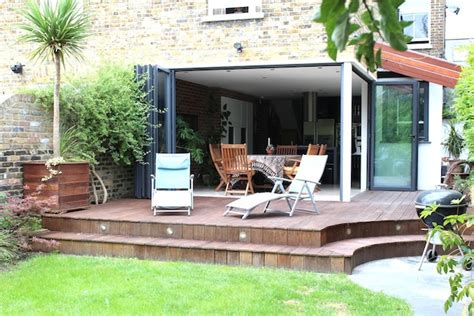 Modern Homes Plans Lovely Modern House With Open Plan Kitchen Opening Onto