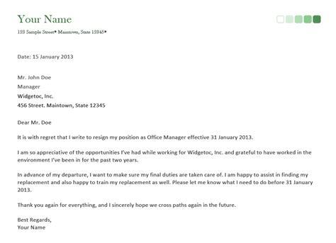 how to make resignation letter zippapp co