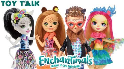 enchantimals dolls wave series  hixby hedgehog peeki