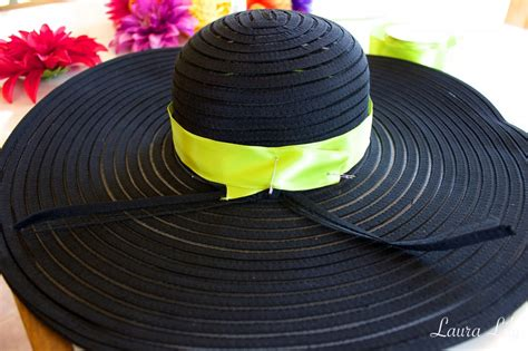 how to make your own derby hat an easy guide diy derby day hats fashion style tutorials laura lily