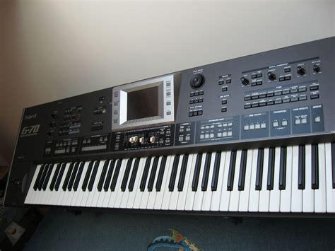 Keyboard Roland G 600 roland g 70 image 189524 audiofanzine