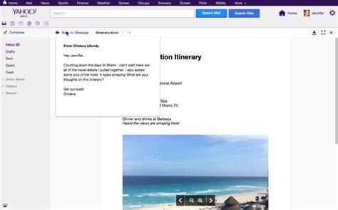 xem email yahoo yahoo mail c 243 th 234 m chức năng xem file đ 237 nh k 232 m v 224 email
