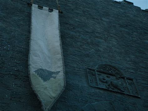 of thrones jon snow s stark banner will