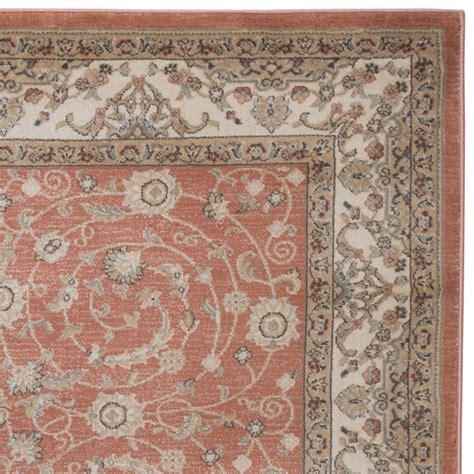 usa rugs direct radici usa garda 3810 terracotta area rug rugsale