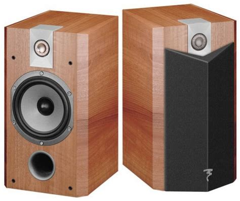 focal jmlab chorus 706v bookshelf speakers review and test