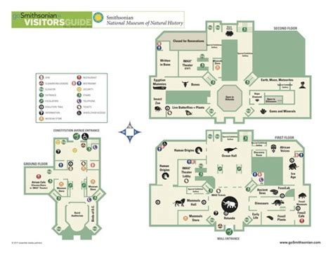 smithsonian floor plan smithsonian national museum of natural history maplets