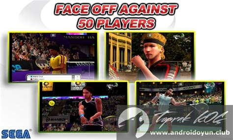 virtua tennis 4 5 4 apk virtua tennis challenge v4 5 4 apk sd data