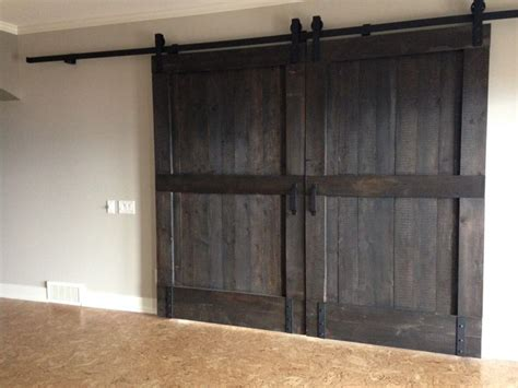 113 Best Images About Interior Sliding Barn Doors On Interior Sliding Doors Toronto