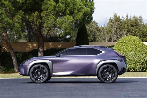 Sports Compact Car #15: Lexus-ux-concept_full-scale-model_02.jpg