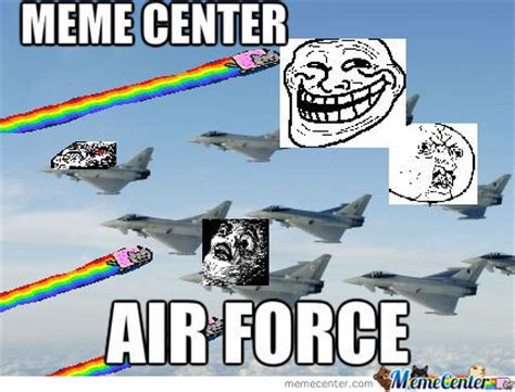 What Is Air Meme - meme center air force by harlcon meme center
