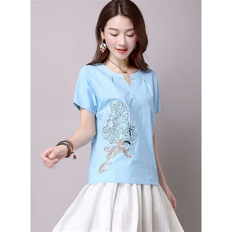 Fashions Blouse Import A30318mouse blouse import t3593 moro fashion
