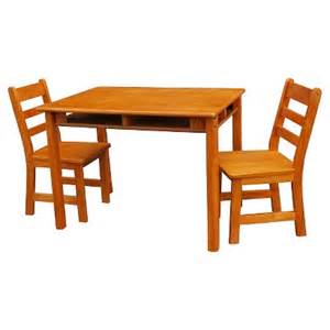 Kids rectangular table and chair set target