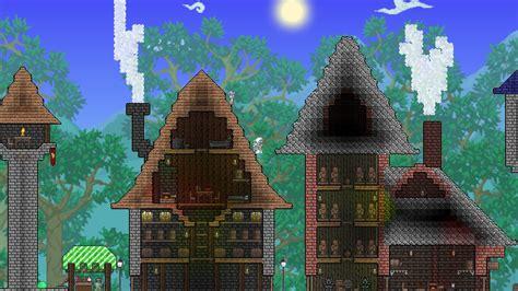 terraria npc house npc houses terraria modern house