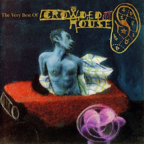 Draw Your Dream House recurring dream the very best of by crowded house