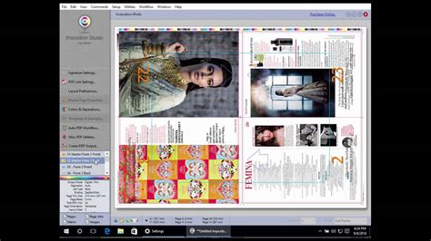 book layout design youtube create a book layout for ctp using imposition studio youtube