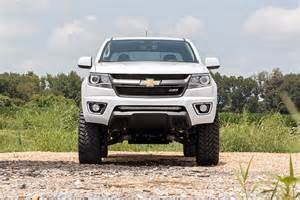 5in suspension lift kit for 2015 2017 4wd chevy colorado
