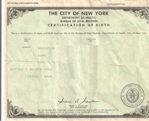 Ny Birth Records Donald Birther Liar