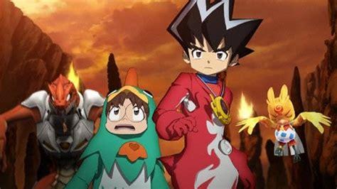 Kartu Duel Masters Burst 10 animasi jepang teman anak sepanjang liburan jagat review