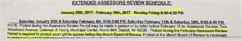 Property Tax Records Detroit Michigan Detroit Extends Deadline For Property Tax Assessment Appeals Michigan Radio