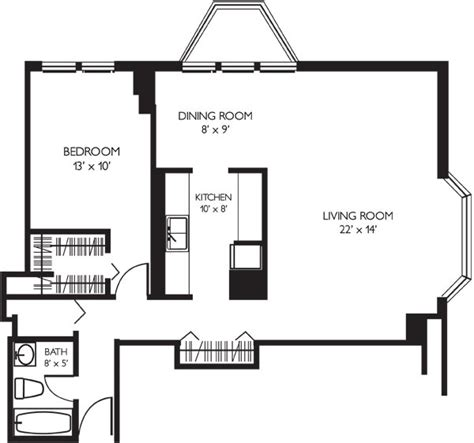 plain 3 bedroom apartment floor plans on apartments with one bedroom apartments in chicago one bedroom apartments