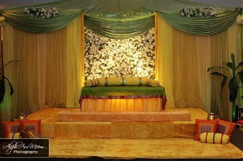 Wedding Backdrop Rentals Ottawa by Floral Mendhi Backdrop Made By Design Decor Team
