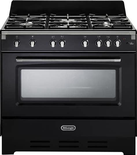 de longhi cucine de longhi cucina a gas 5 fuochi forno a gas multifunzione
