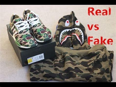 Adidas Nmd Bape Premium Quality real vs newest update best quality ua adidas bape nmd camo green