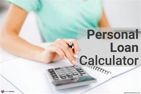 can i get a personal loan for a house deposit personal loan calculator